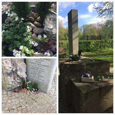 Gedenkstätte Nordmark erneut geschändet
